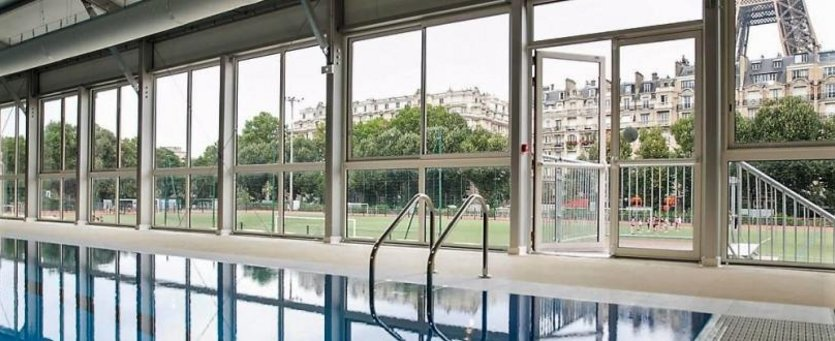 Piscine démontable - Paris